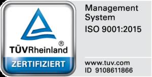 Adler Hygieneservice GmbH Tuev ISO 9001
