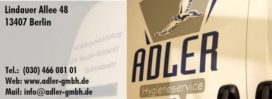 Adler Hygieneservice Banner 1